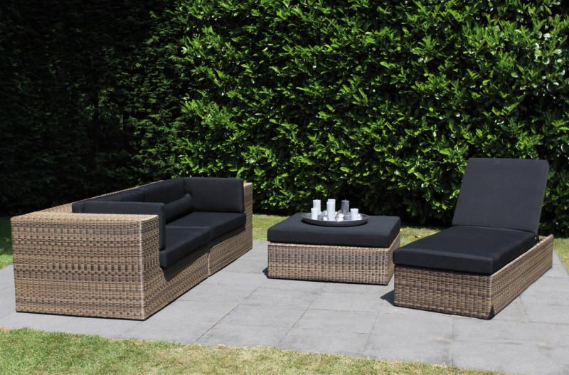Loungeset klein loungeset 2017 - Kleine design lounge ...